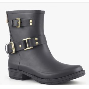 Colors Of California Low Rubber Boot